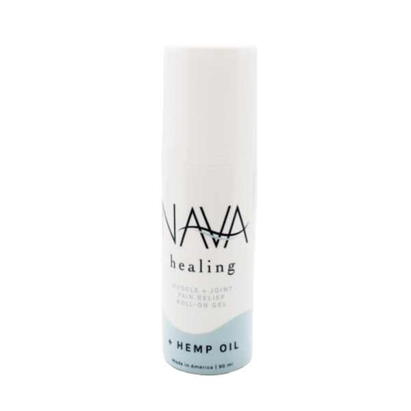 navahealing.com Nava Healing Muscle & Joints Pain Relief Roll-on Gel