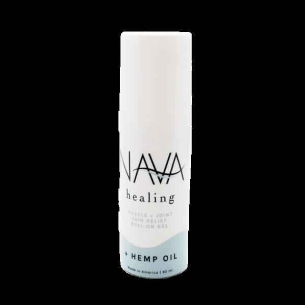 navahealing.com Nava Healing Muscle & Joints Pain Relief Roll-on Gel
